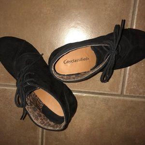 City Classified Charlotte Russe Heels